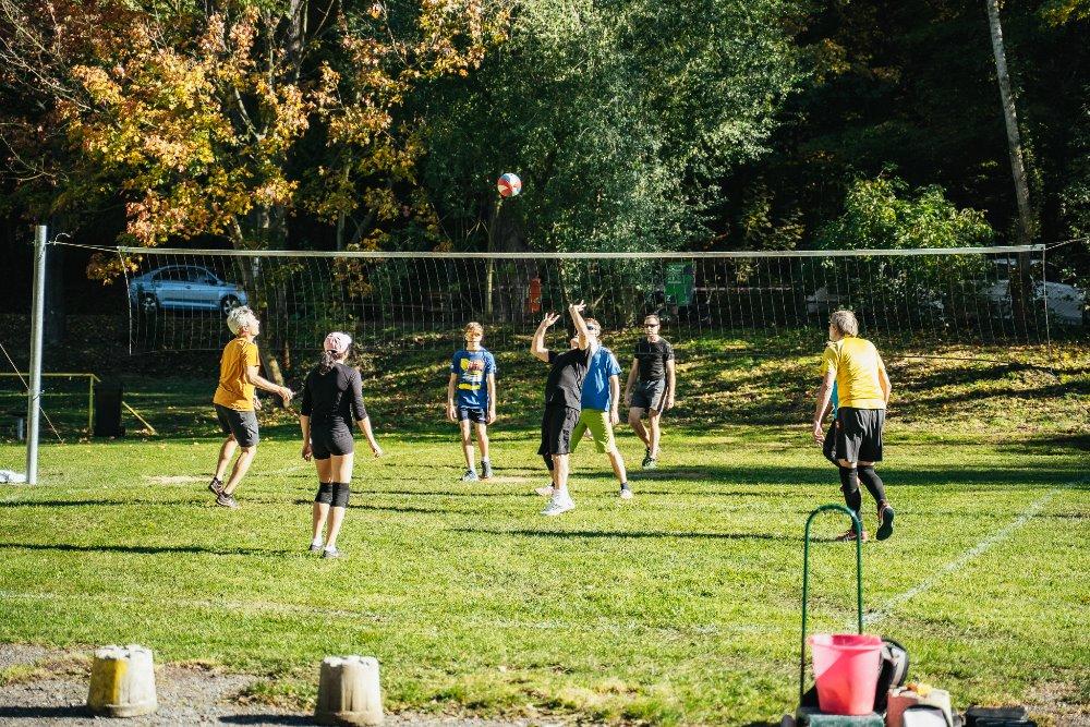 Volejbalové utkání